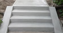 Wohlwend Concrete Concrete Steps Minneapolis