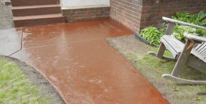 Stamped Concrete Minnesota