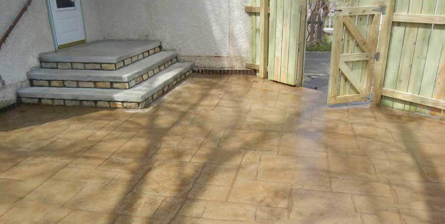 Stamped Concrete Minneapolis MN