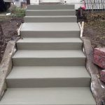 Residential Concrete Step Construction MN