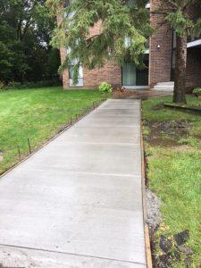 Concrete Sidewalks Golden Valley