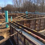 Concrete Wall Forming