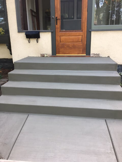 Concrete Steps Twin Cities