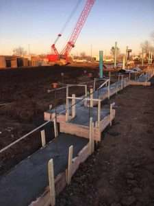 concrete footings mn