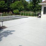 concrete patio pool deck mn