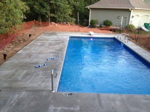 concrete pool deck twin cities