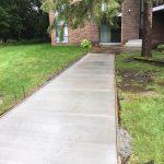 concrete sidewalk minnesota