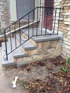 concrete steps st paul