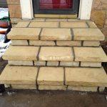 concrete stone steps mn