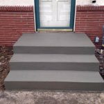 concrete stairs vadnais heights