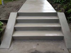 poured concrete steps minneapolis