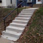 residential concrete steps mn
