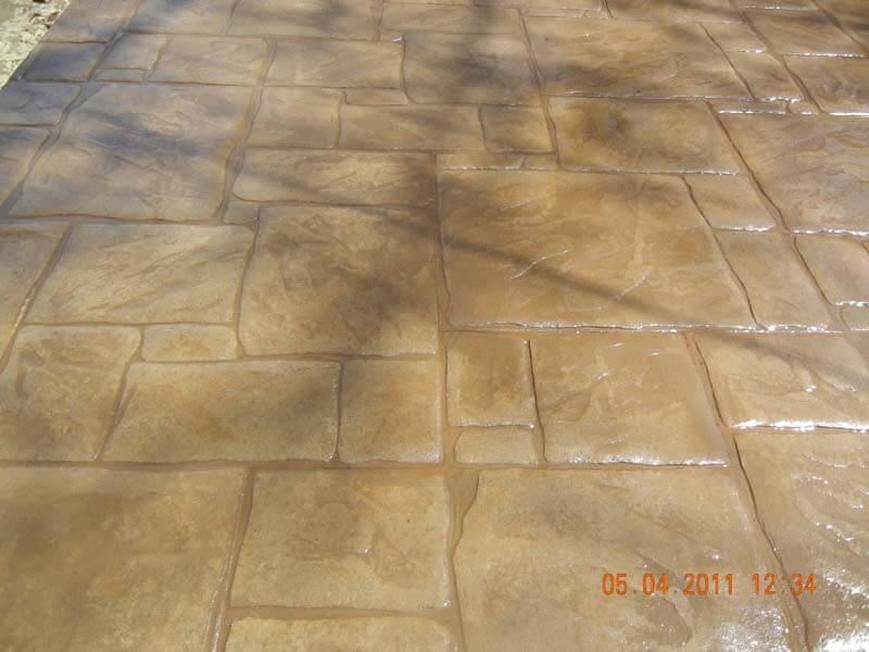 decorative concrete vadnais heights