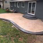 stamped concrete patio mn