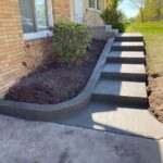 concrete step repair minneapolis